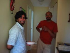 Manjeet's farewell